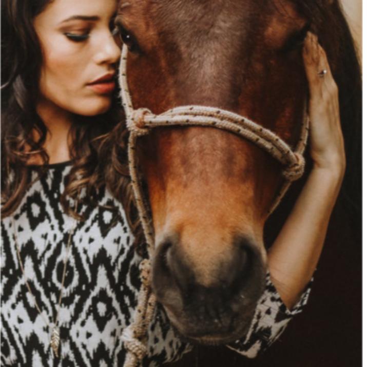 Un pomeriggio di Shooting fotografico a cavallo