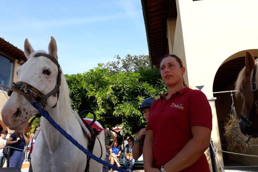 (Italiano) PET THERAPY IN FORTEZZA DA BASSO Settembre 2018